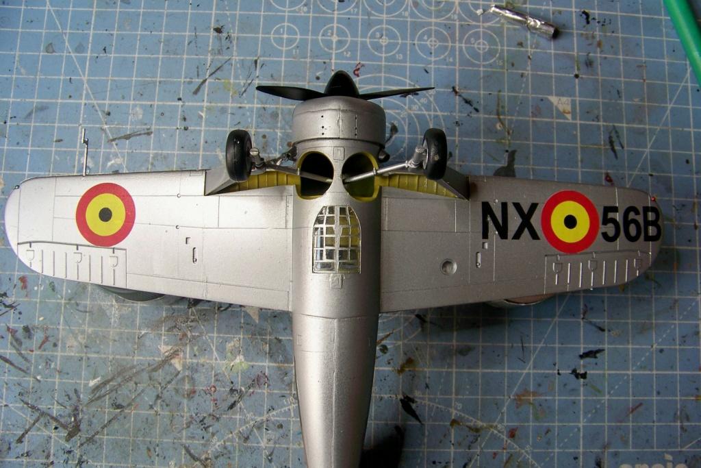 Brewster Buffalo B-339B ( Tamiya 1/48)FINI - Page 2 100_9107