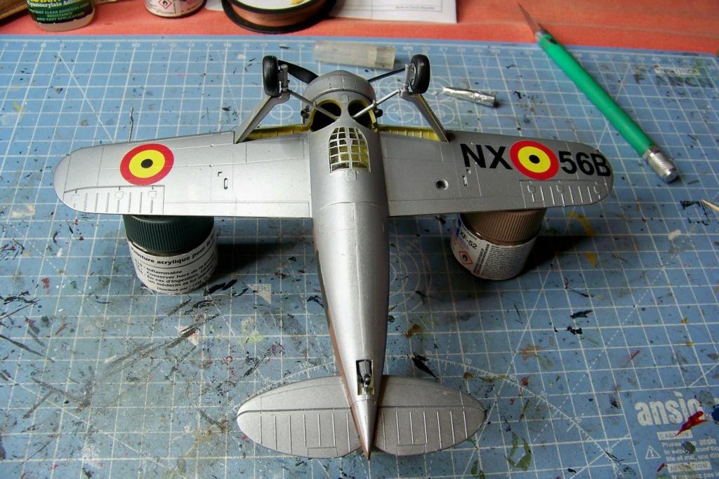 Brewster Buffalo B-339B ( Tamiya 1/48)FINI - Page 2 100_9108