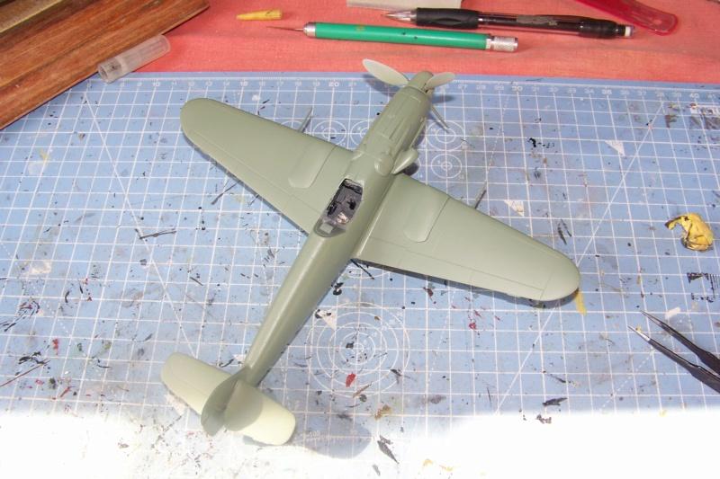 Avia S 199 Ezer Weizman 1948 ( Academy/Hobbycraft 1/48) סופית = FINI - Page 2 100_9143