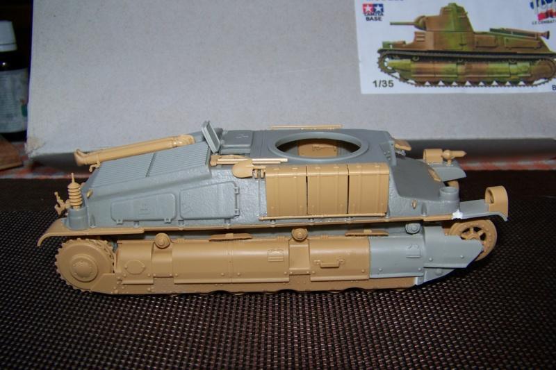 Somua S 40 ARL2C  (Tamiya / BMV 1/35 ) - Page 2 100_9245