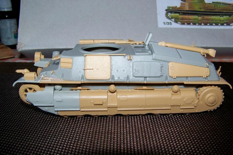 Somua S 40 ARL2C  (Tamiya / BMV 1/35 ) - Page 2 100_9246