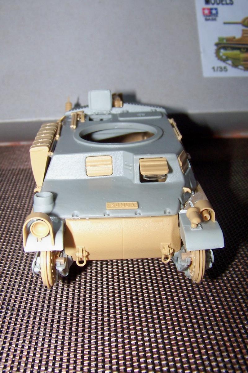 Somua S 40 ARL2C  (Tamiya / BMV 1/35 ) - Page 2 100_9249