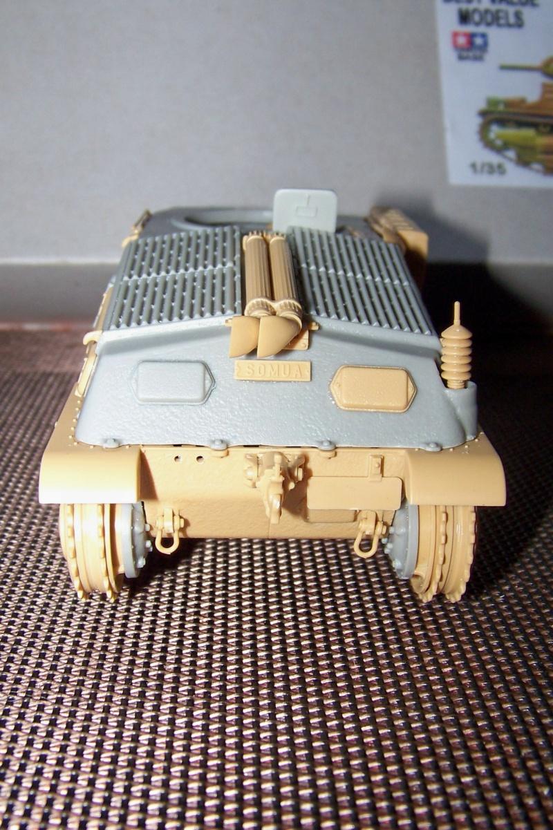 Somua S 40 ARL2C  (Tamiya / BMV 1/35 ) - Page 2 100_9250