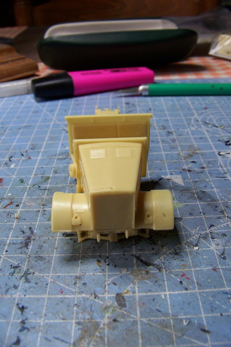 Einheist-Diesel KFZ 63 ( Wespe Model 1/48 ) 100_9282