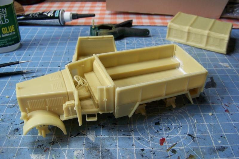 Einheist-Diesel KFZ 63 ( Wespe Model 1/48 ) - Page 2 100_9291