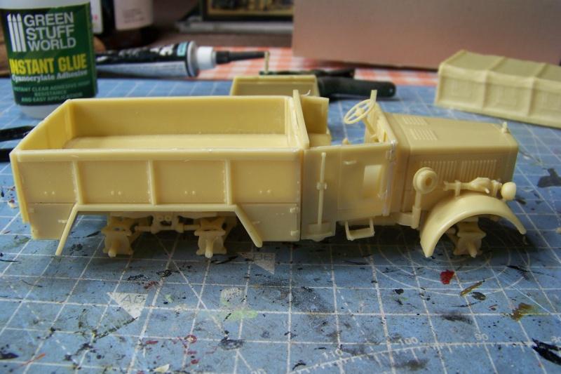 Einheist-Diesel KFZ 63 ( Wespe Model 1/48 ) - Page 2 100_9292