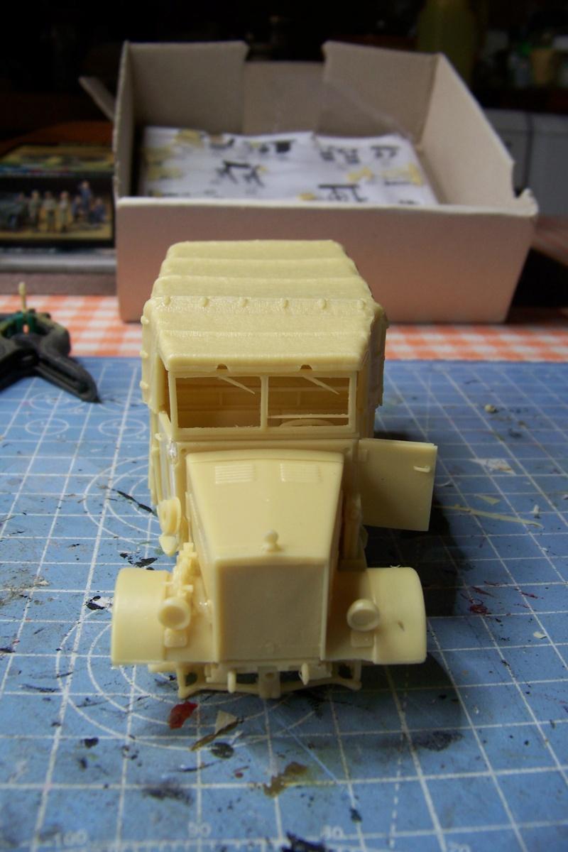 Einheist-Diesel KFZ 63 ( Wespe Model 1/48 ) - Page 2 100_9310