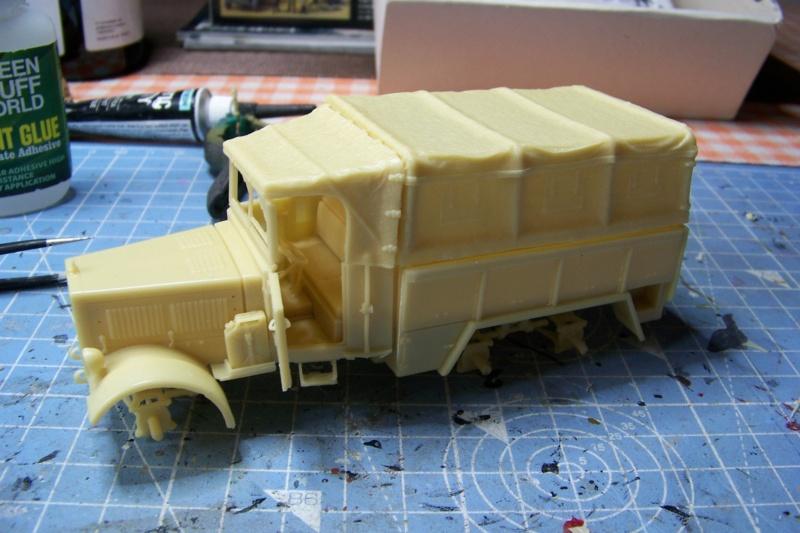 Einheist-Diesel KFZ 63 ( Wespe Model 1/48 ) - Page 2 100_9311