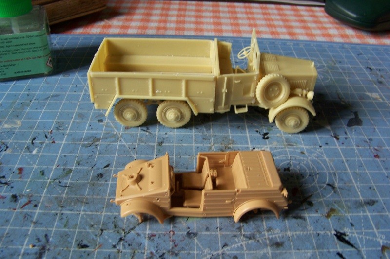 Einheist-Diesel KFZ 63 ( Wespe Model 1/48 ) - Page 2 100_9313