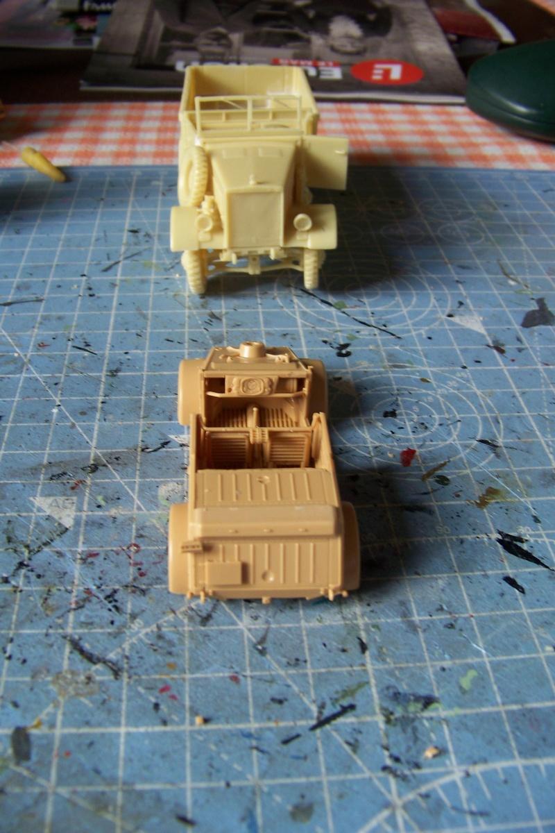 Einheist-Diesel KFZ 63 ( Wespe Model 1/48 ) - Page 2 100_9315