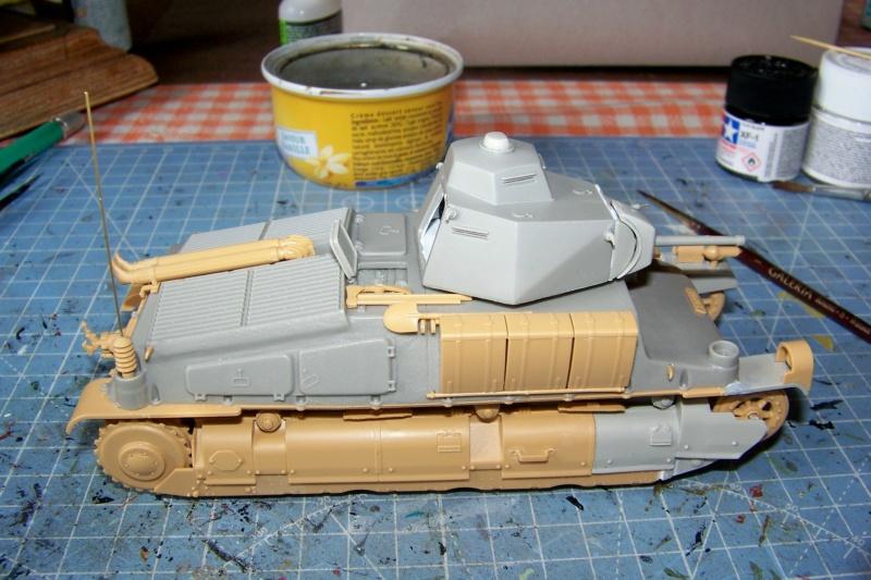 Somua S 40 ARL2C  (Tamiya / BMV 1/35 ) - Page 3 100_9358