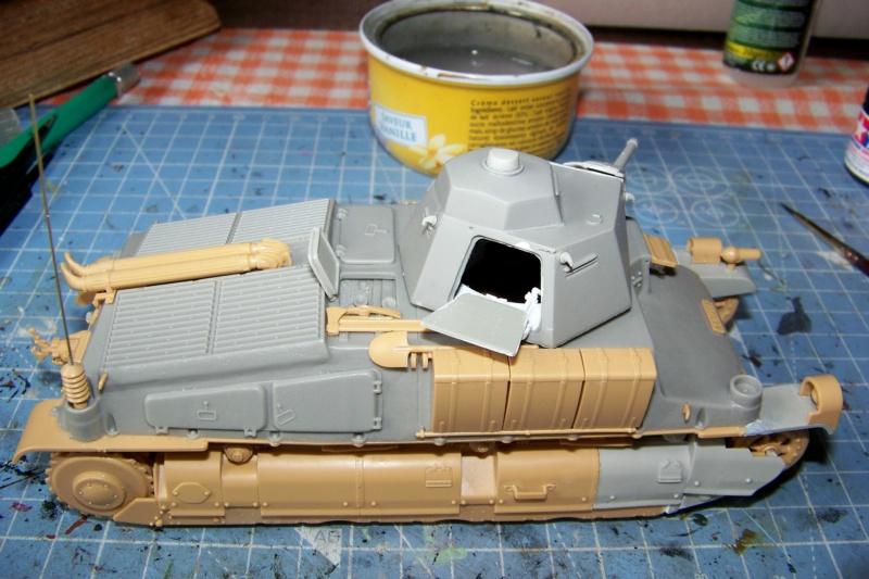 Somua S 40 ARL2C  (Tamiya / BMV 1/35 ) - Page 3 100_9359