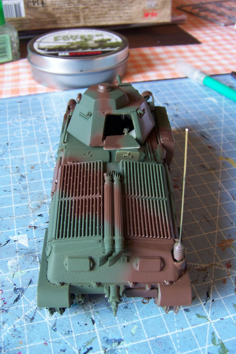 Somua S 40 ARL2C  (Tamiya / BMV 1/35 ) - Page 4 100_9370