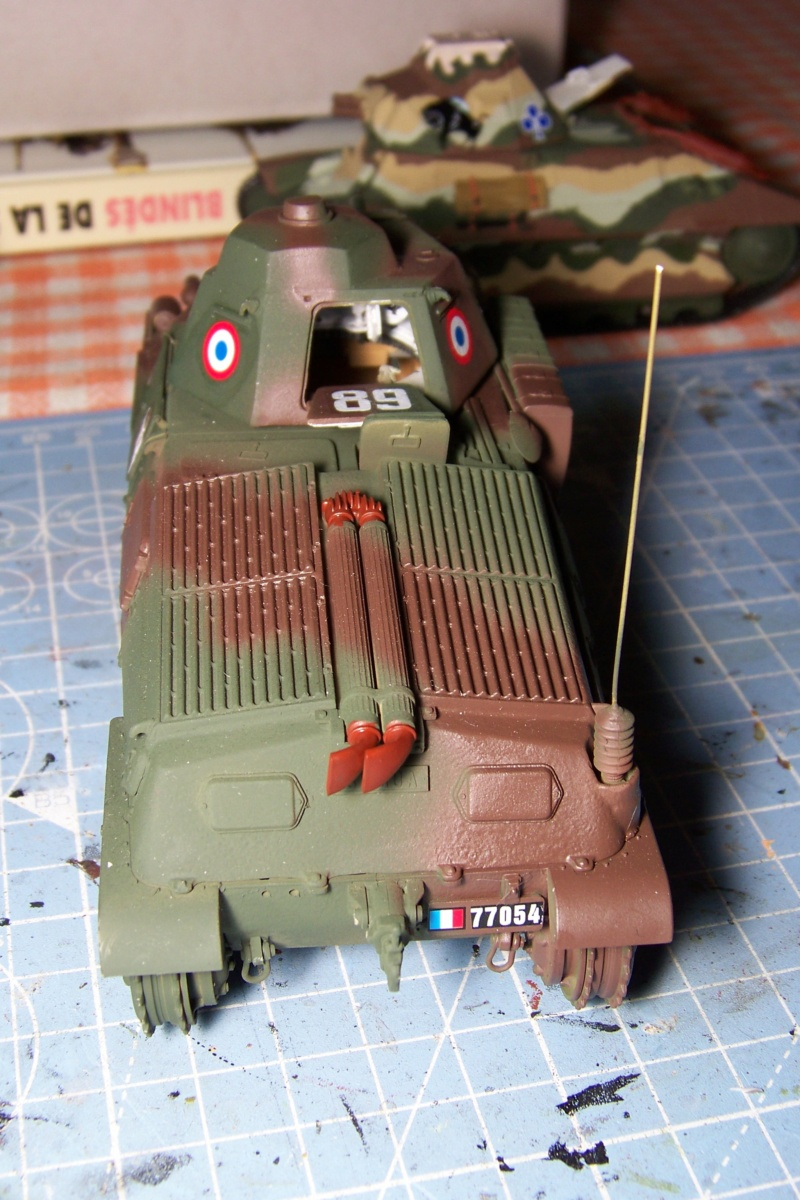 Somua S 40 ARL2C  (Tamiya / BMV 1/35 ) - Page 4 100_9390
