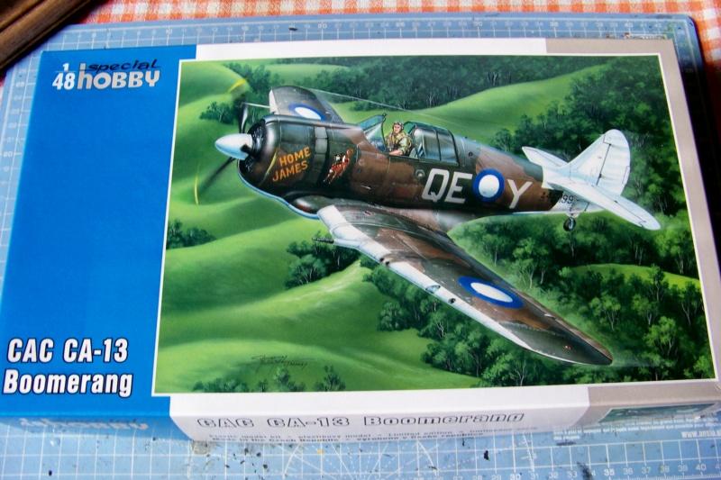 CAC-13 Boomerang ( Special Hobby 1/48) 100_9415