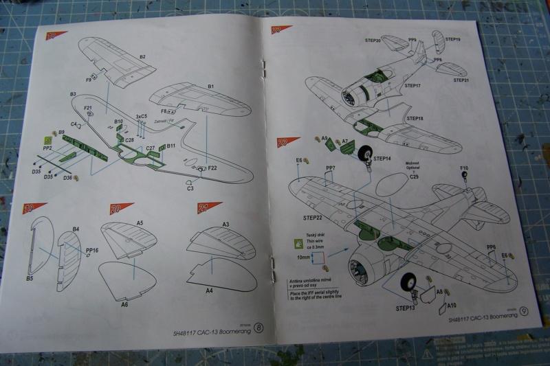 CAC-13 Boomerang ( Special Hobby 1/48) 100_9416