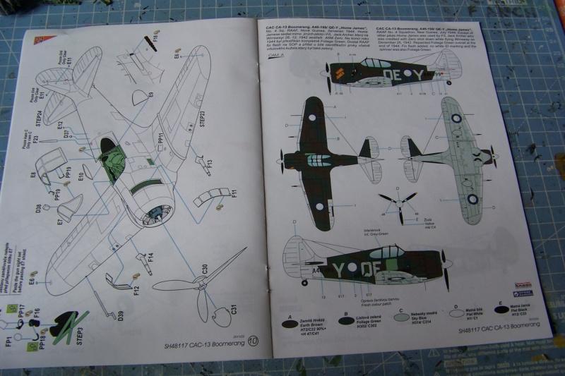 CAC-13 Boomerang ( Special Hobby 1/48) 100_9417