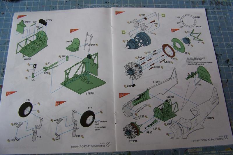 CAC-13 Boomerang ( Special Hobby 1/48) 100_9418