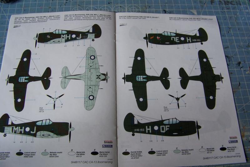 CAC-13 Boomerang ( Special Hobby 1/48) 100_9422