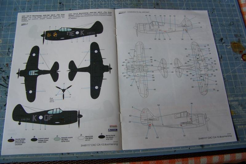 CAC-13 Boomerang ( Special Hobby 1/48) 100_9424