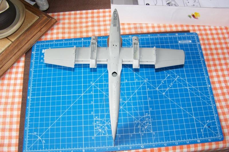 FMA IA 58a Pucara : Goose Green 25/05/1982 ( Kinetic 1/48) 100_9479
