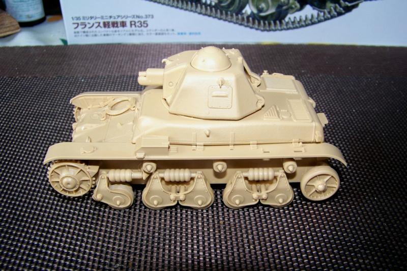 R-35 131 Regimento Carristi CII ( 2éme Compagnie) Tamiya 1/35 100_9488