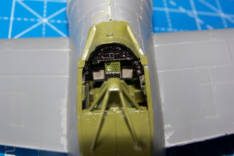 Brewster Buffalo B-339B ( Tamiya 1/48)FINI 100_9569