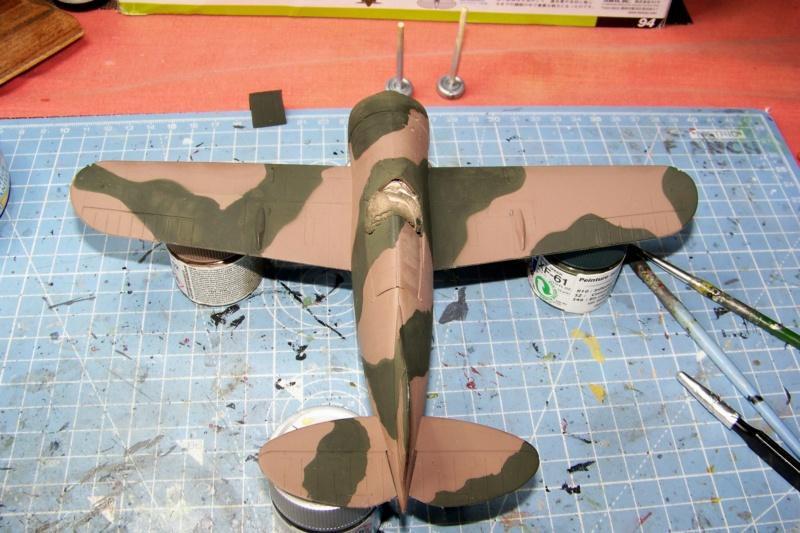 Brewster Buffalo B-339B ( Tamiya 1/48)FINI 100_9676