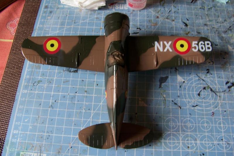 Brewster Buffalo B-339B ( Tamiya 1/48)FINI - Page 2 100_9696