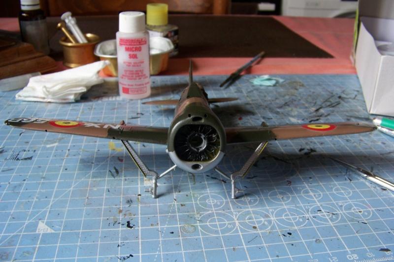 Brewster Buffalo B-339B ( Tamiya 1/48)FINI - Page 2 100_9698