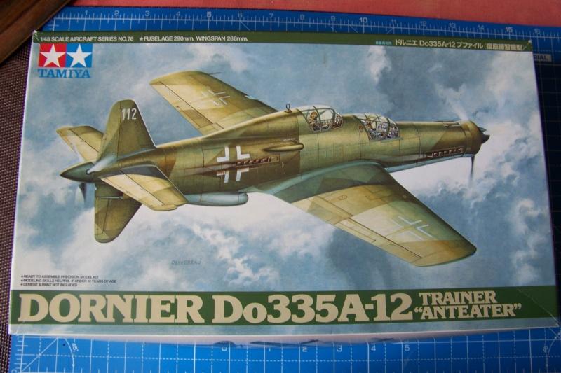 Dornier Do 335 A12 Pfeil  ANR ( Tamiya 1/48) 100_9727