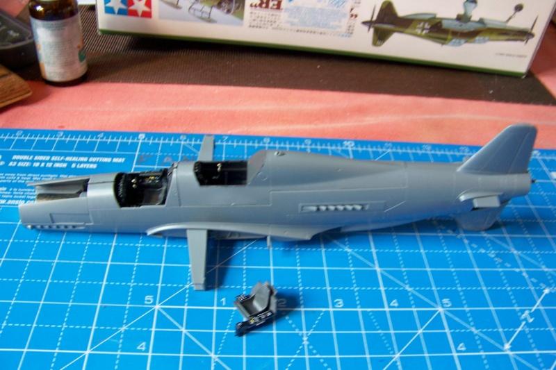 Dornier Do 335 A12 Pfeil  ANR ( Tamiya 1/48) 100_9732