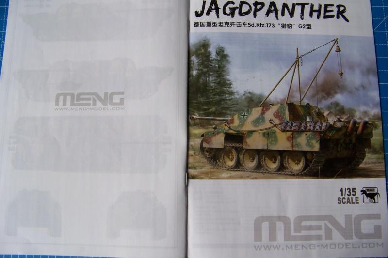 """Matou de chasse SDKFZ 173 Jagdpanther G2 """" Wacht am Rhein"""" (Meng 1/35) 100_9782"""