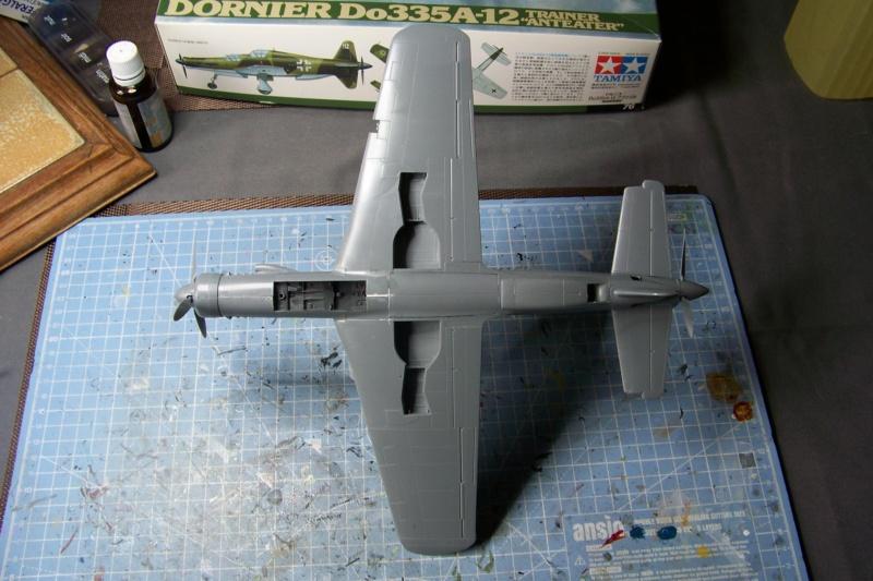 Dornier Do 335 A12 Pfeil  ANR ( Tamiya 1/48) - Page 2 100_9820