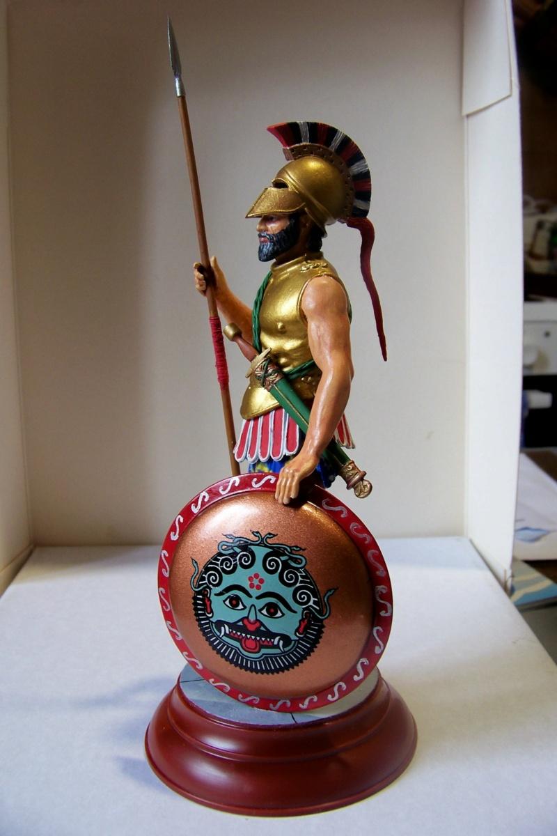 Hoplite Athénien Mini Art 1/16 Fini. - Page 3 100_9890