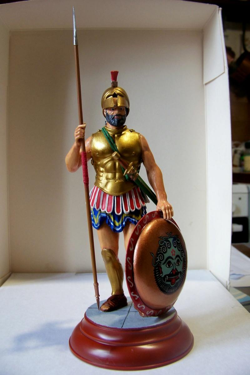Hoplite Athénien Mini Art 1/16 Fini. - Page 3 100_9893