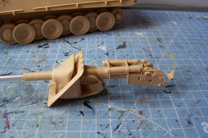 "Matou de chasse SDKFZ 173 Jagdpanther G2 "" Wacht am Rhein"" (Meng 1/35) - Page 2 100_9940"