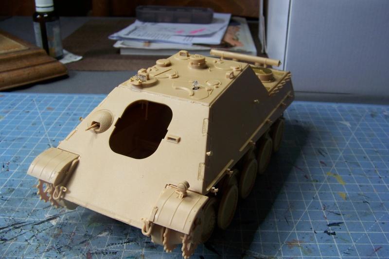 "Matou de chasse SDKFZ 173 Jagdpanther G2 "" Wacht am Rhein"" (Meng 1/35) - Page 2 100_9942"