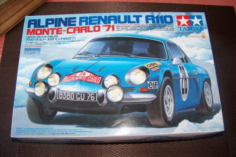 Alpine A110 TDF 1972 ( Tamiya 1/24) 100_9960