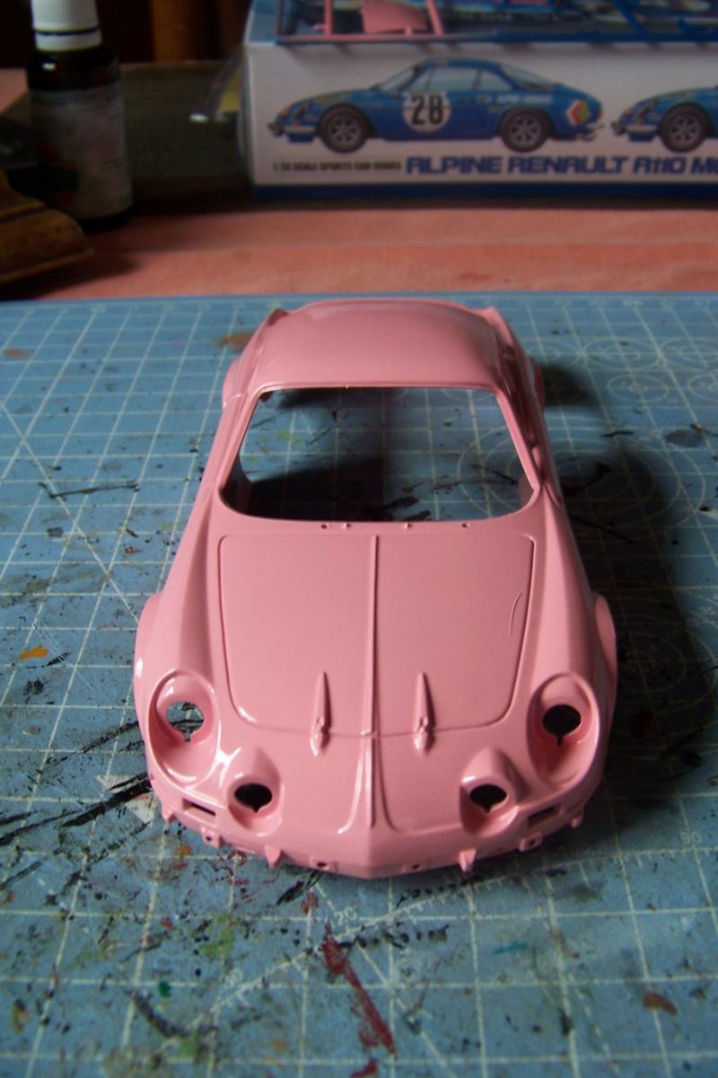 Alpine A110 TDF 1972 ( Tamiya 1/24) 100_9969