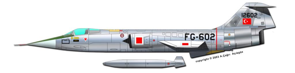 F 104 S (Monogram 1/48 + scratch)   FINI   106_1510