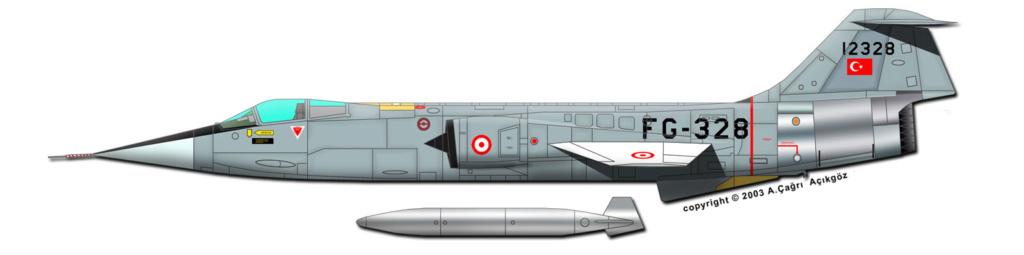 F 104 S (Monogram 1/48 + scratch)   FINI   106_1610