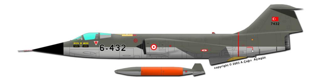 F 104 S (Monogram 1/48 + scratch)   FINI   106_2510