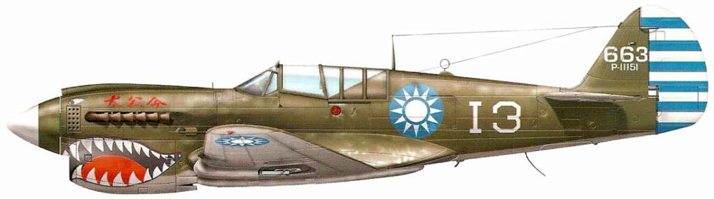 From the box - Curtiss P-40N Warhawk [Eduard 1/48] 10_13_10