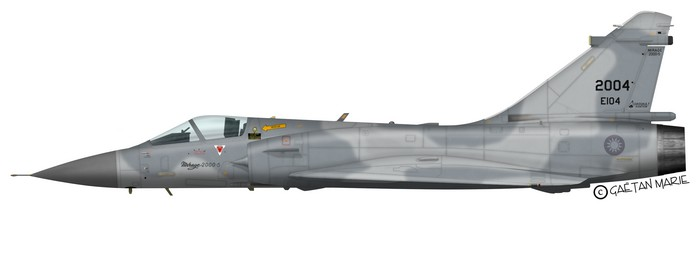 MIRAGE 2000 HELLER 1/72 - Page 2 115_110