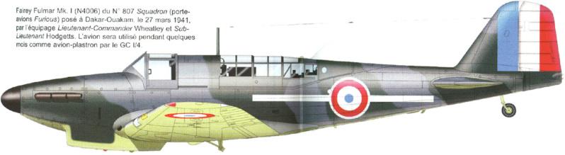 Fairey Fulmar Mark II (Eduard réf 1130 Limited Edition 1/48 ) 120_210