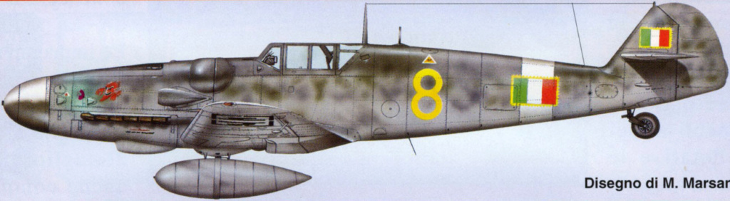 Ouvre boite Messerschmitt Bf 109G-6 ACADEMY 1/48 123_1310