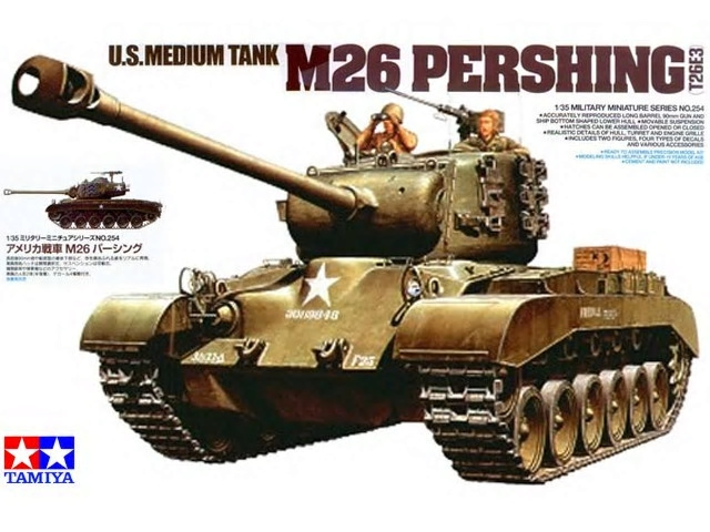 Bataille d'Incheon Sept 1950 Pershing M26 1/35 13321410