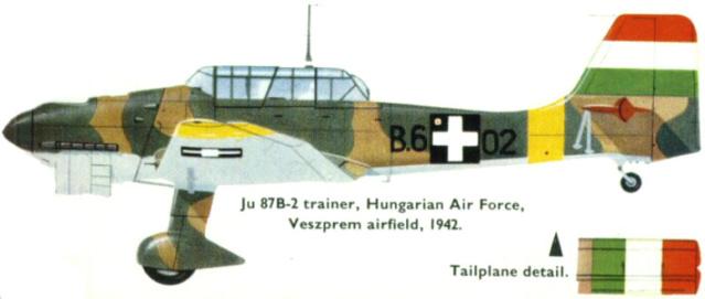 JU 87 STUKA B1 kit  italeri 1/72 13_1_b10