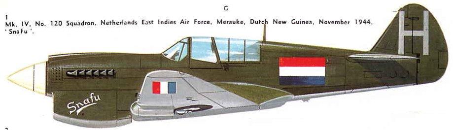 From the box - Curtiss P-40N Warhawk [Eduard 1/48] 144_110